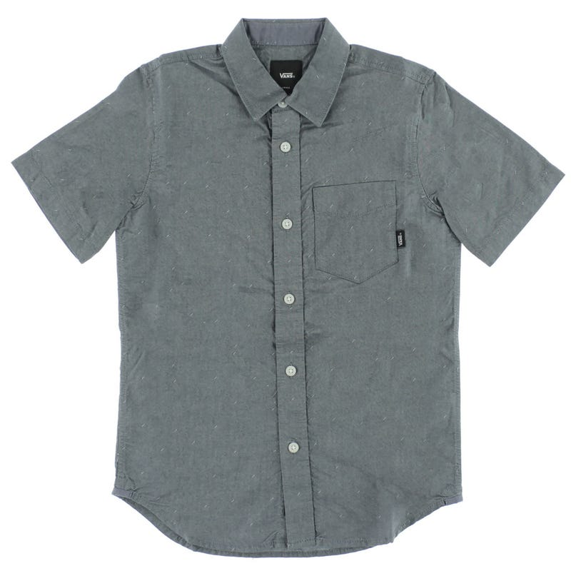 Gibbon SS Boys Shirt 8-16y