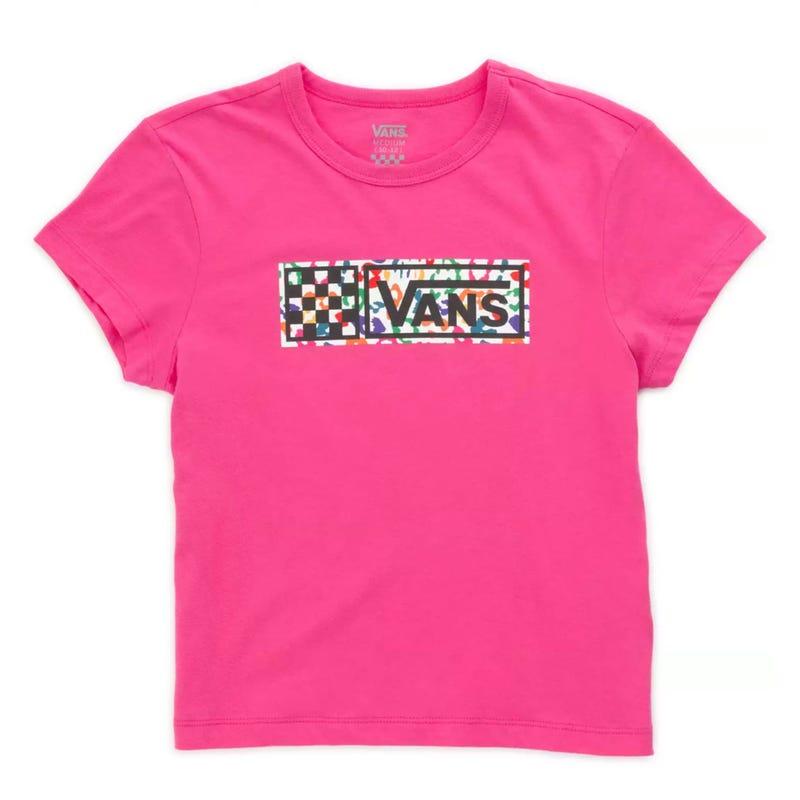 Rainbow Leopard T-Shirt 7-16y