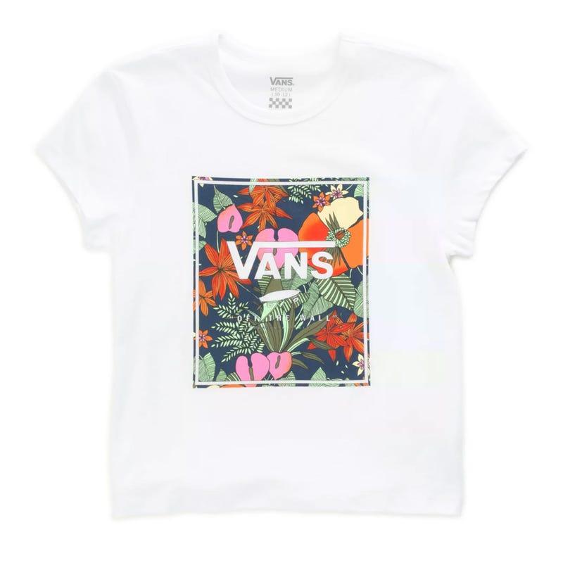 Multi Tropic T-Shirt 7-16y