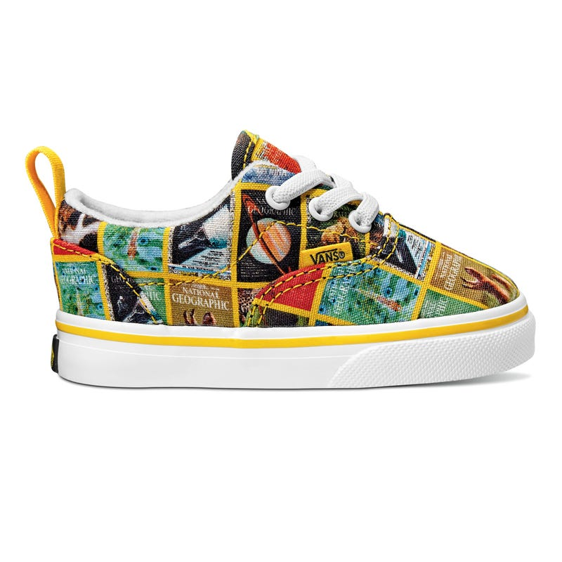 Soulier Era Lace Vans x National Geographic Pointures 4-10