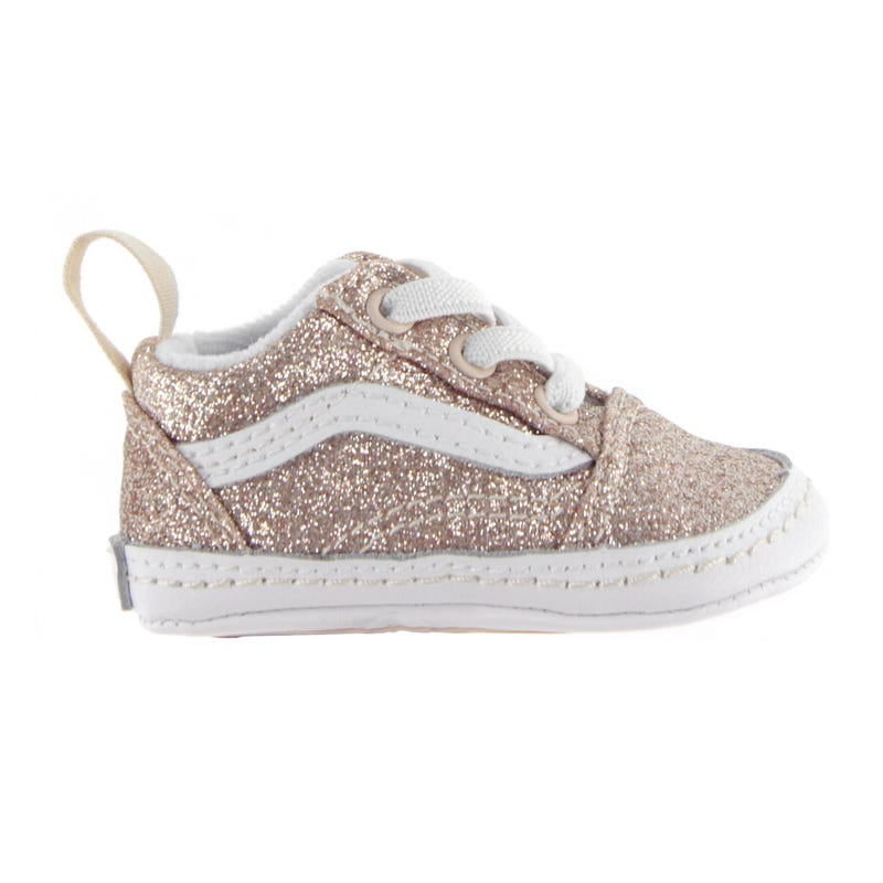 Old Skool Crib Glitter Sizes 1-4