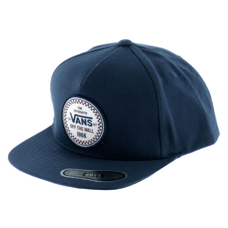 Checker Snapback Cap 8-16y