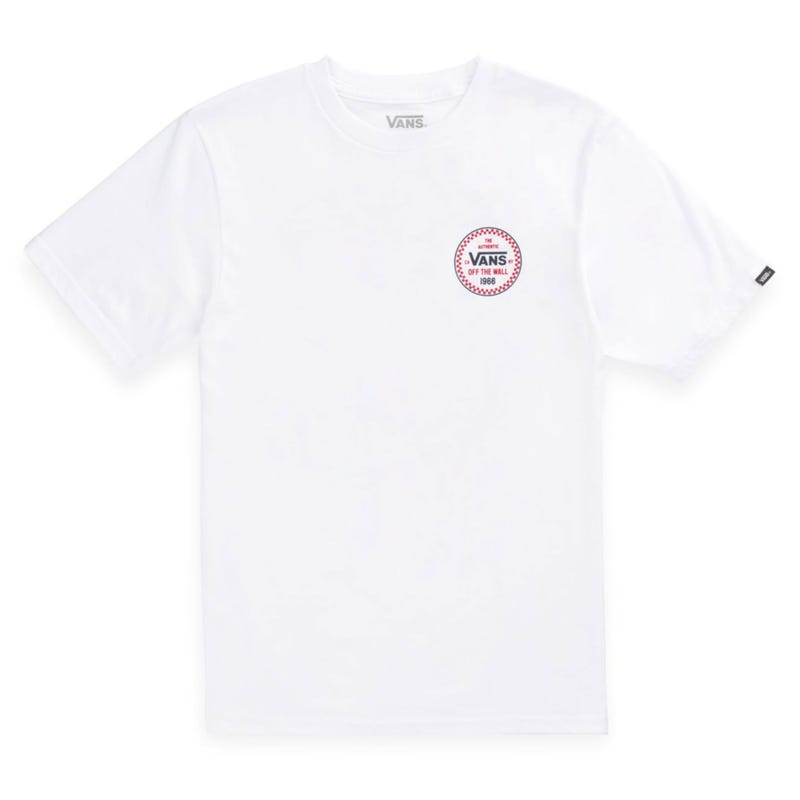 T-Shirt Checker 66 8-16ans