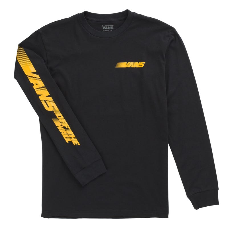 Racers Edge Long Sleeve T-Shirt 8-16y