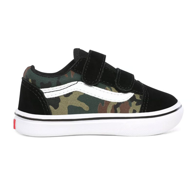 Comfycush Old Skool V Camo Sizes 4-10