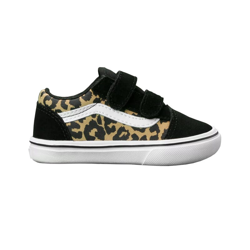 Comfycush Old Skool V Leopard Sizes 4-10