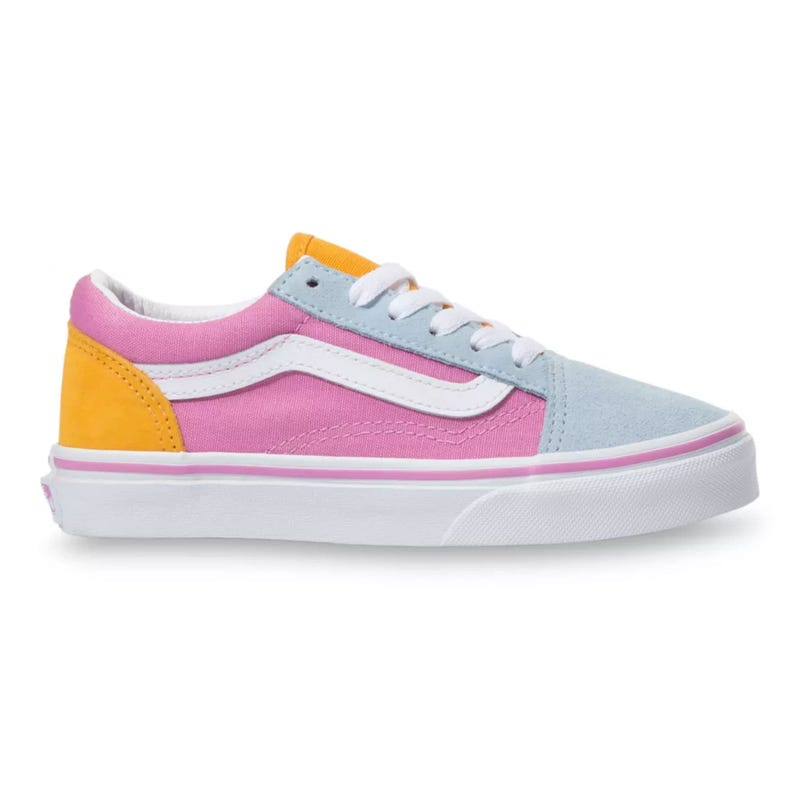 Soulier Old Skool Color 4-7