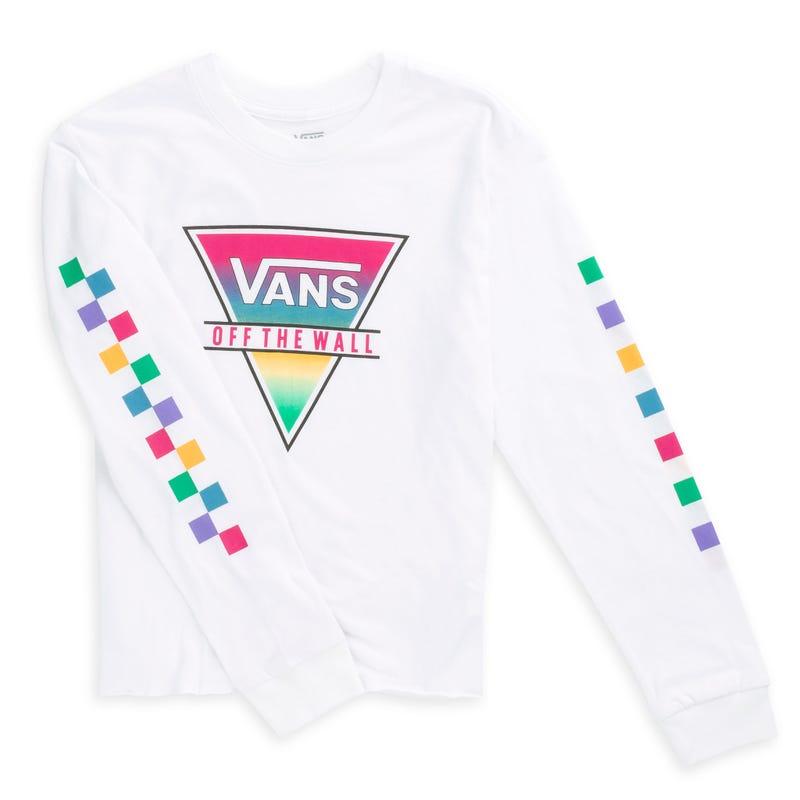 T-shirt m/l Rainbow Triad 7-16