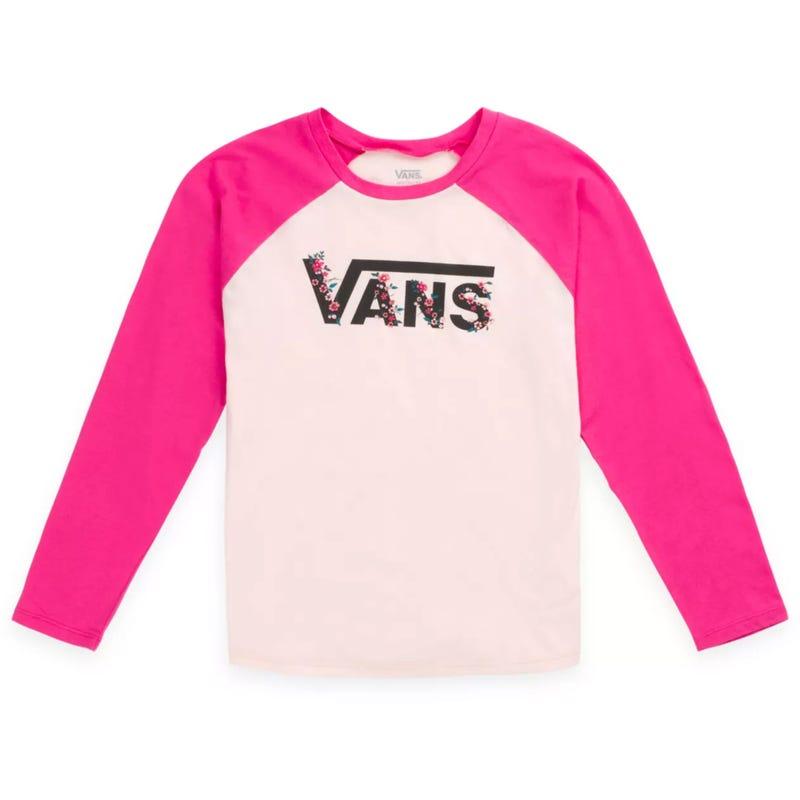 T-shirt Manches Longues Raglan Bundlez 7-16ans