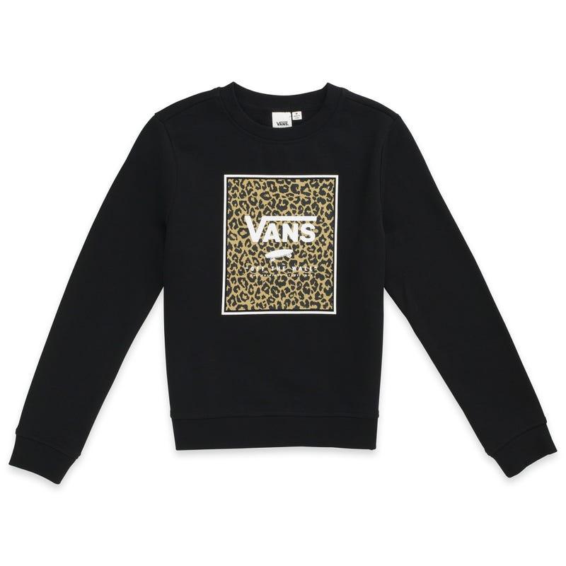 Leopard Box Sweatshirt 7-16y