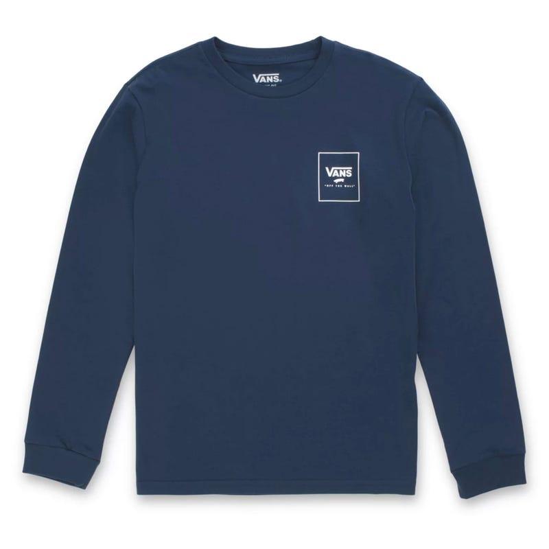 T-shirt Print Box Back 8-16ans
