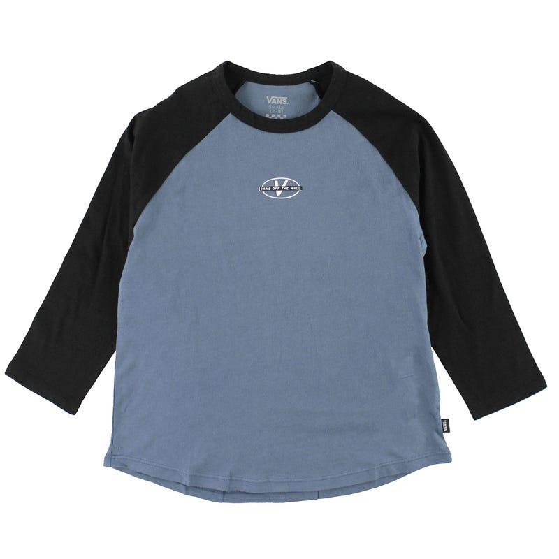 T-shirt Raglan Pit Stop 7-16ans