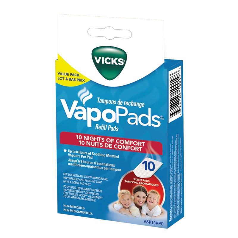 Vicks Vapopads Original Refill Pads