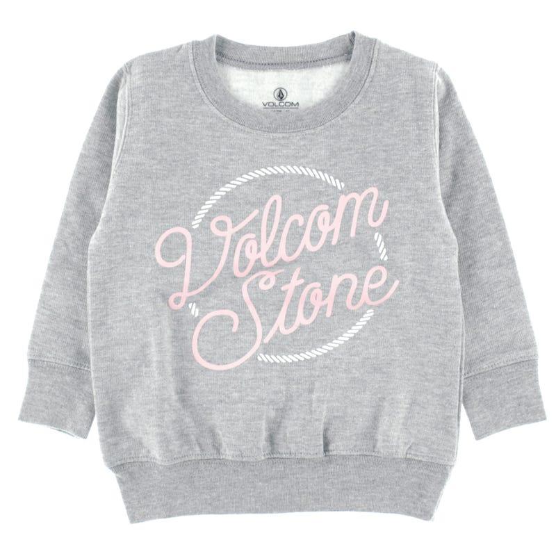 Girl Volcom Sweatshirt 2-5y