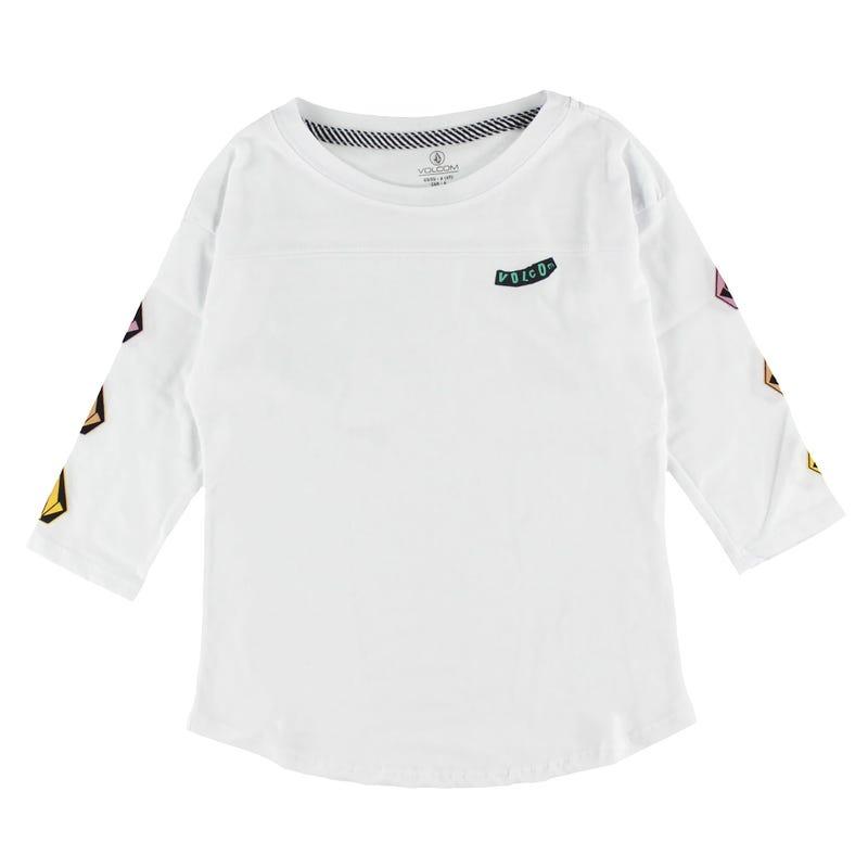 Team Volcom Long Sleeve T-Shirt 2-6y