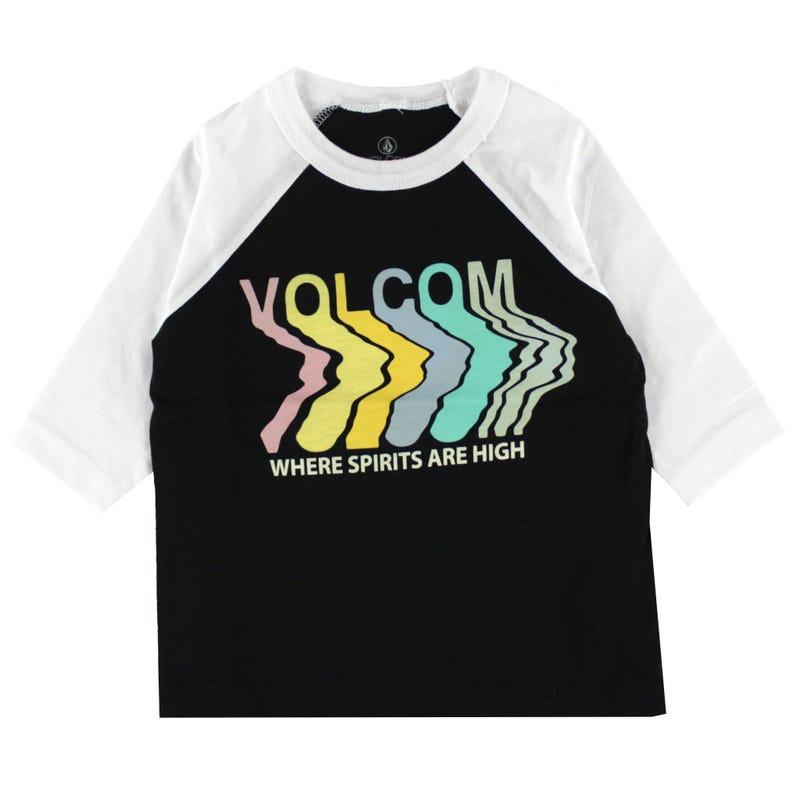 Girl Heart Raglan T-Shirt 2-5y