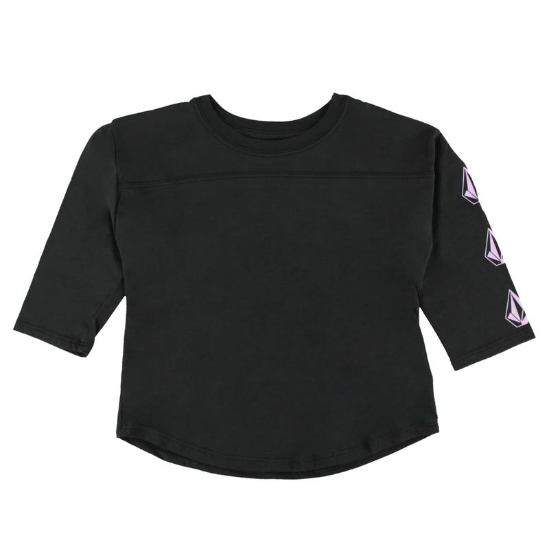 Girlteam Volcom Long Sleeve T-Shirt 7-16y