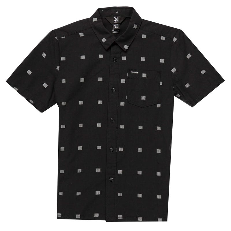 Chemise Manches Courtes Morty 8-16ans