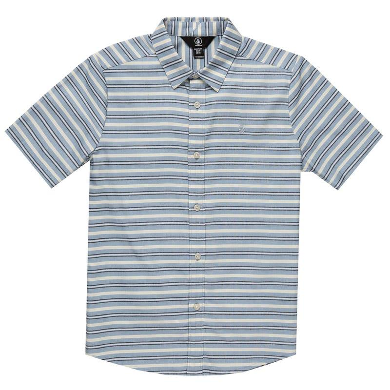 Vert Toner Short Sleeve Shirt 8-16y