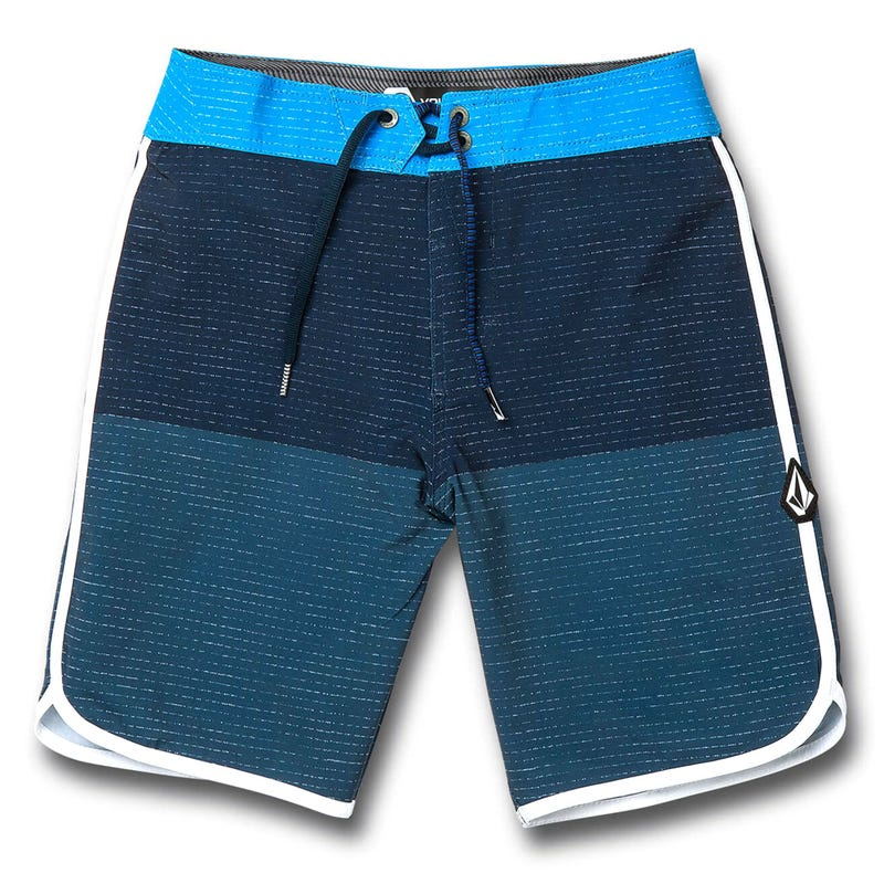 Boardshort Lido Scallop 8-16ans