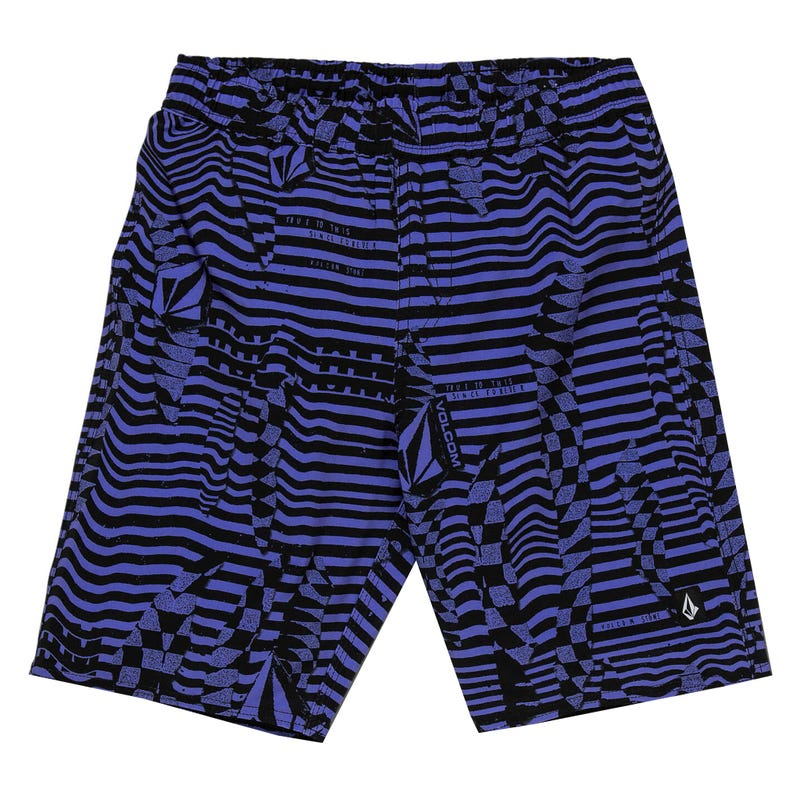 Boardshort Logo Volley 8-16ans