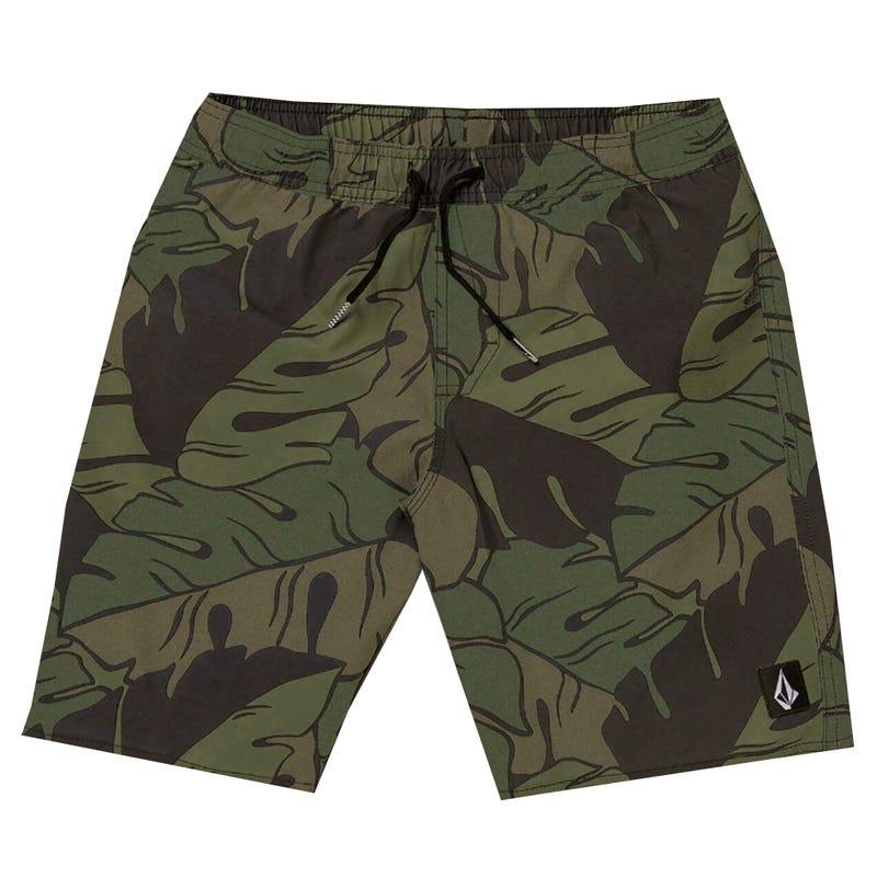 Boardshort Jungle Trunks 8-16ans