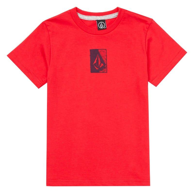 T-Shirt Half Tone 8-16
