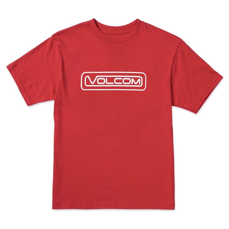 T-shirt Logo Stripe 8-16ans