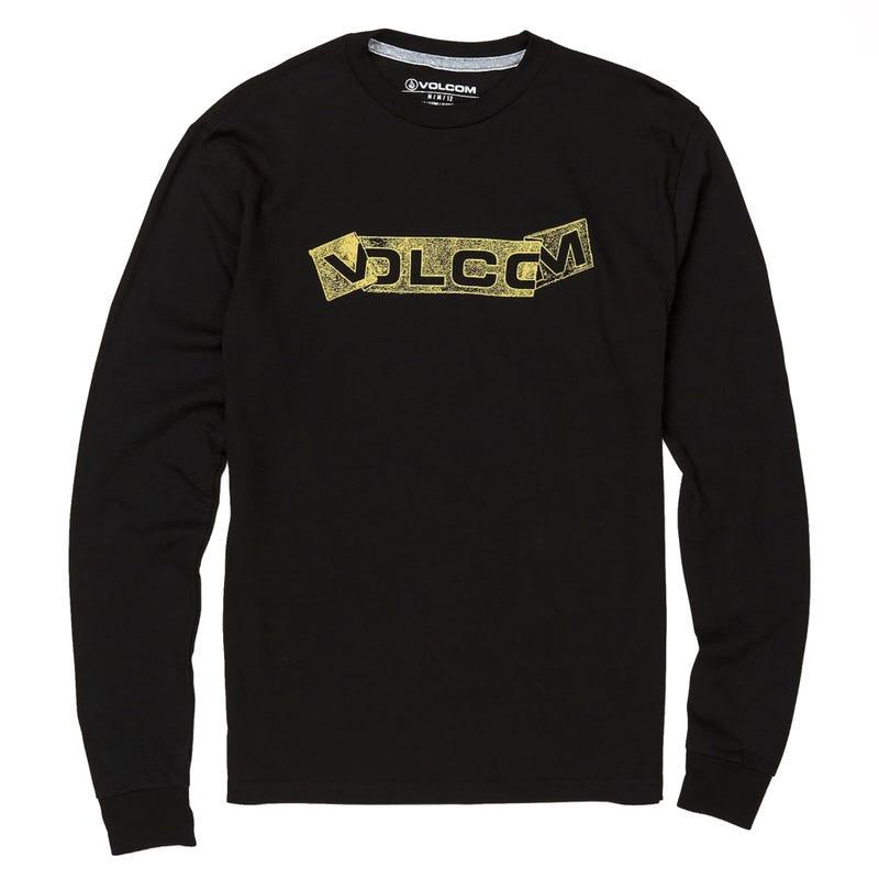 T-Shirt à Manches Longues Fooled 8-16ans