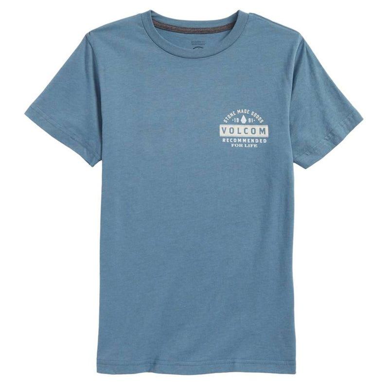 Barred T-Shirt 8-16y