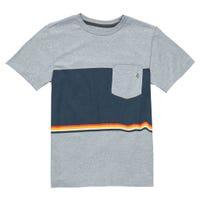 3quarter Pocket T-Shirt 8-16y