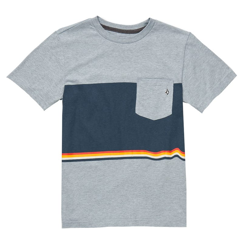 T-Shirt Poche 3 Quarter 8-16ans