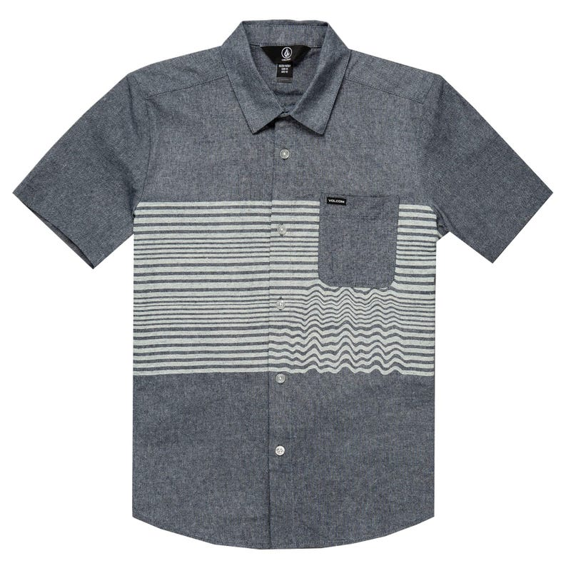 Chemise Manches Courtes Mag Vibes 2-7ans