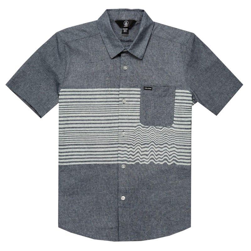 Mag Vibes Short Sleeve Shirt 2-7y