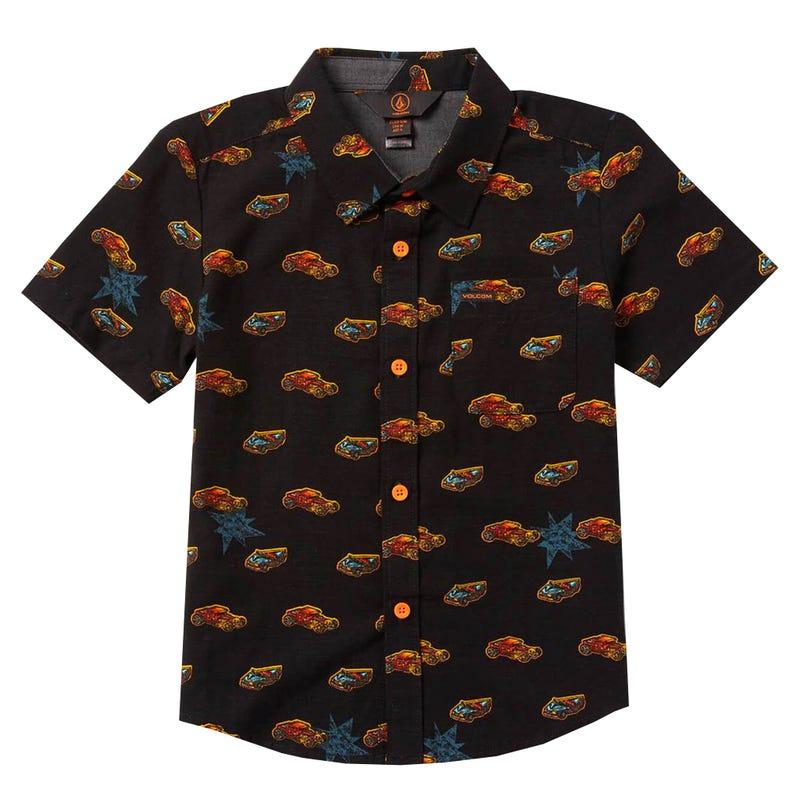 Collector Shirt 4-7y