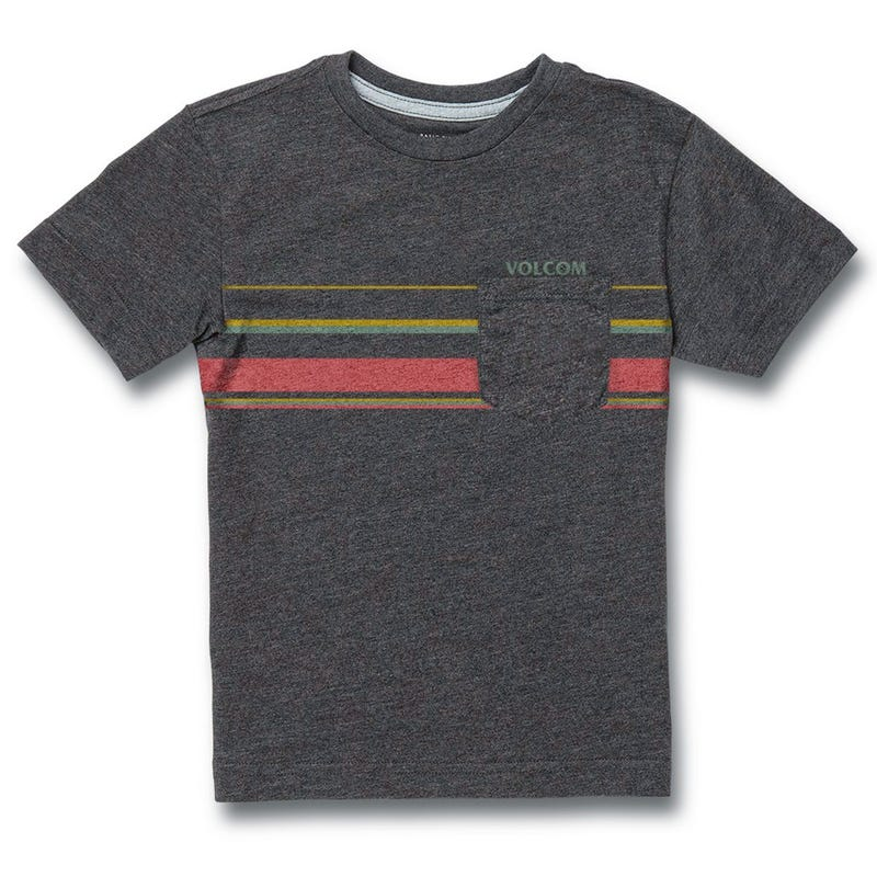 T-Shirt Horizontal Liner 4-7ans