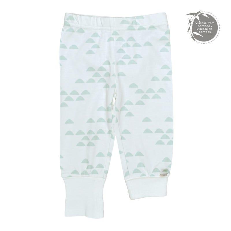 Pantalon Monts Bambou 3-9mois