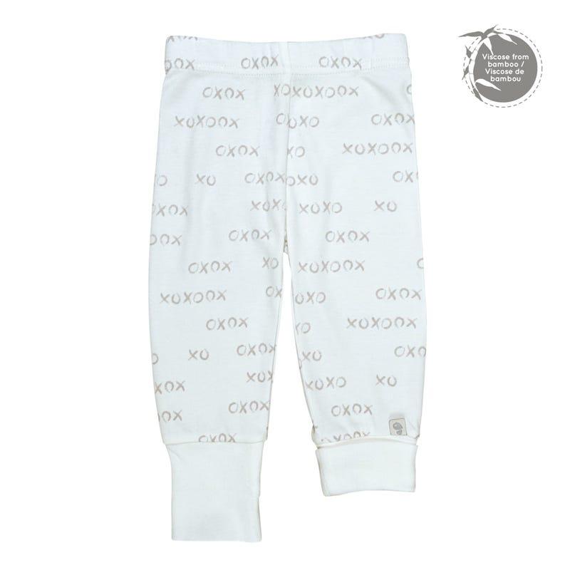 Pantalon Xo Bambou 3-9mois