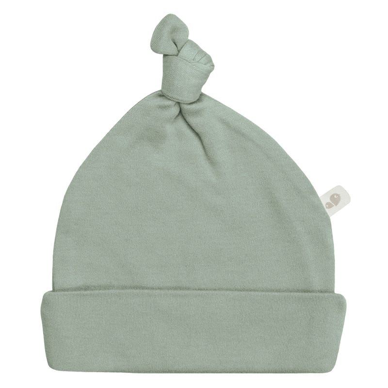 Bamboo Knotted Hat 0-3m
