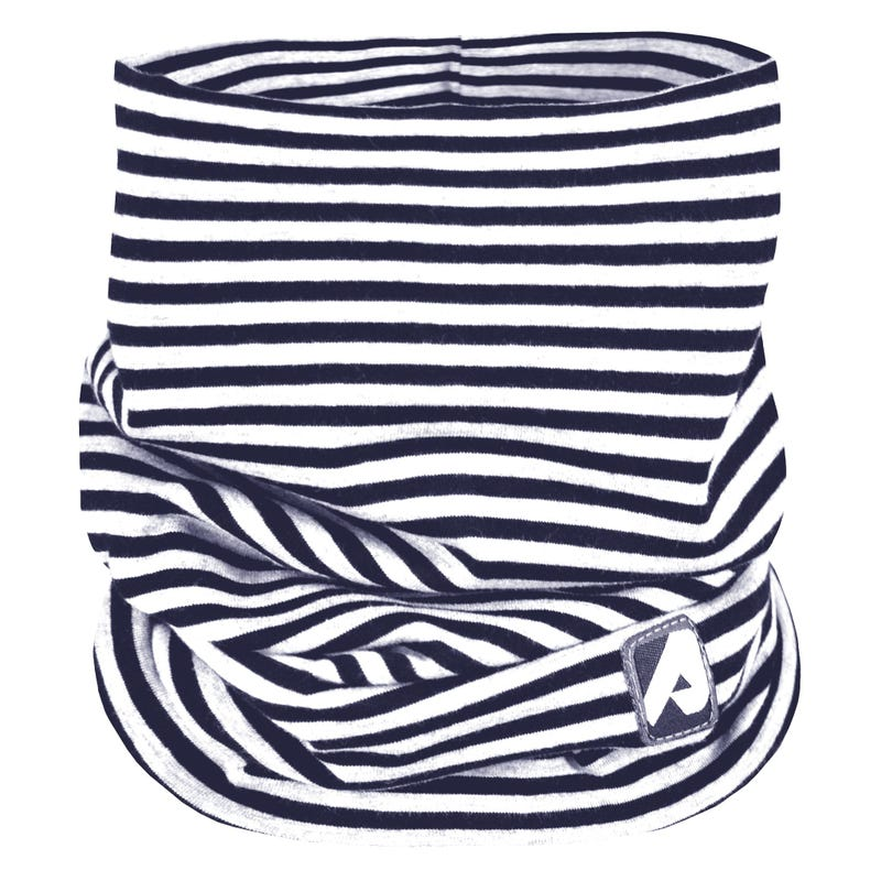 Striped Navy Weck Warmer 0-6