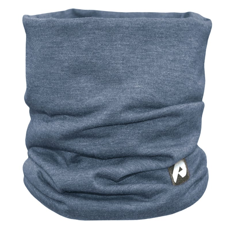 Solid Navy Neck Warmer O/S