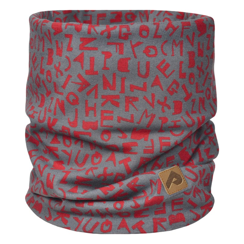 Letter Neck Warmer 0-6yrs