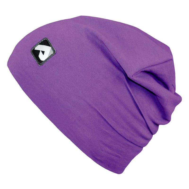 Purple Mid-Season Beanie 0-24m