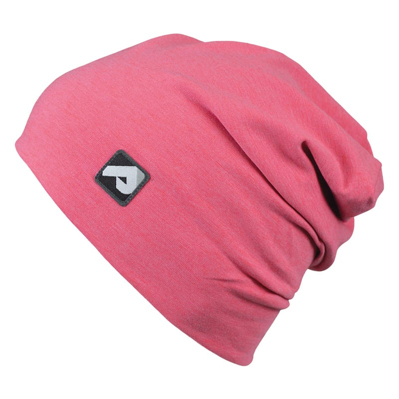 Solid Pink Beanie 2-6