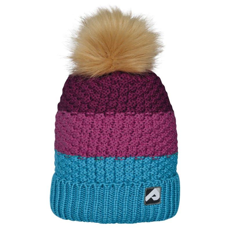Merlot Teal Winter Hat 2-12y