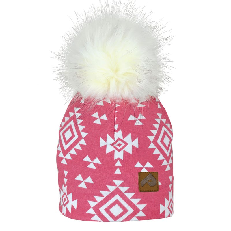 Tuque Pompom Détachable 2-12