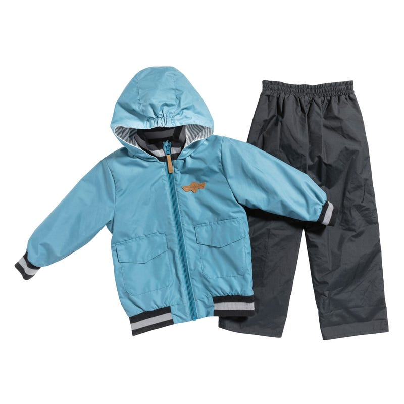 2-Pieces Outerwear Kit 2-6y - Blue