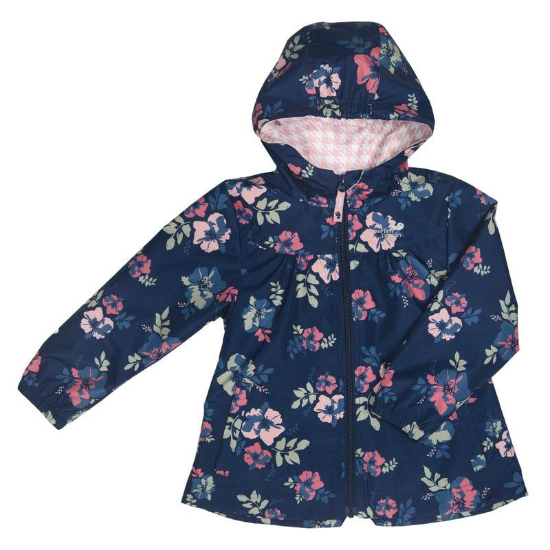Flowers Mid-Season Jacket 6-24m