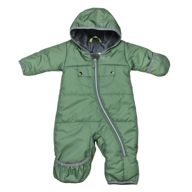 One Piece Snowsuit 3-12m