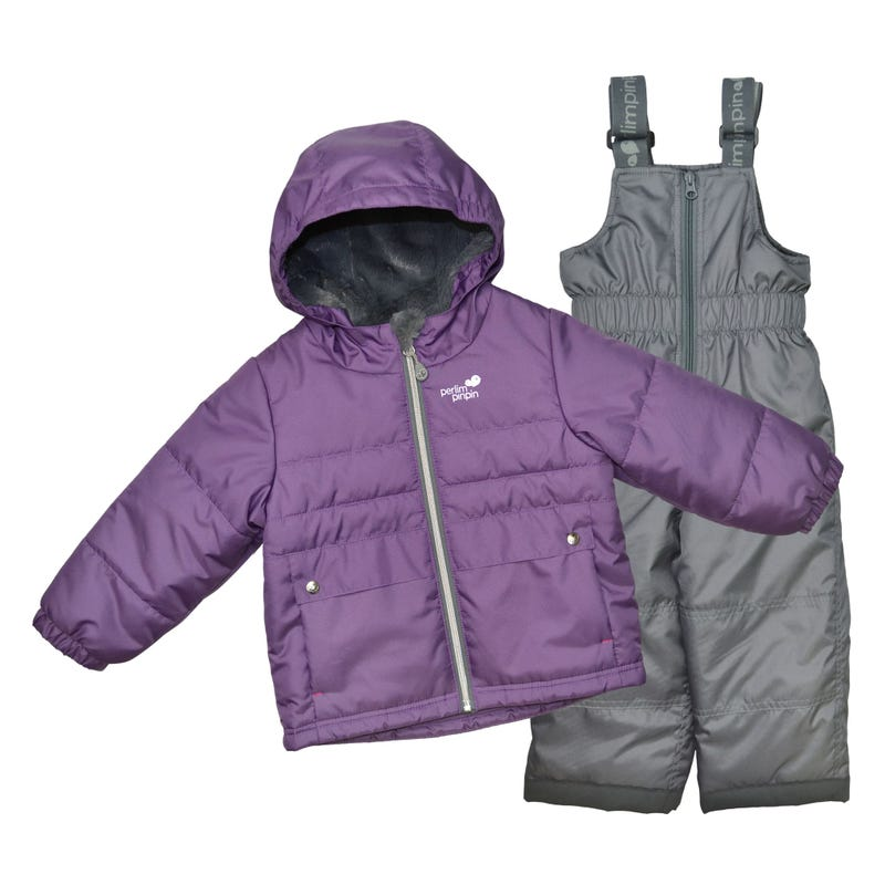 Two Piece Snowsuit 12-24m